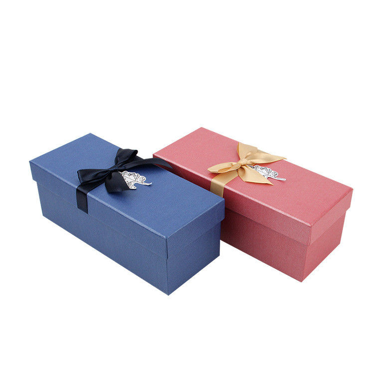 Jewelry Cardboard Box Gift Packaging Presentation Gift Boxes With Lids